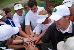 College Golfers