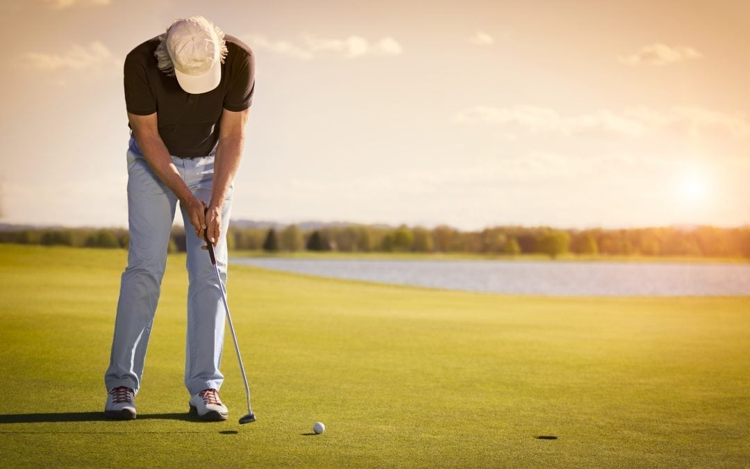 Train Your Body for Golf: Balanced Body Chemistry Means Better Golf