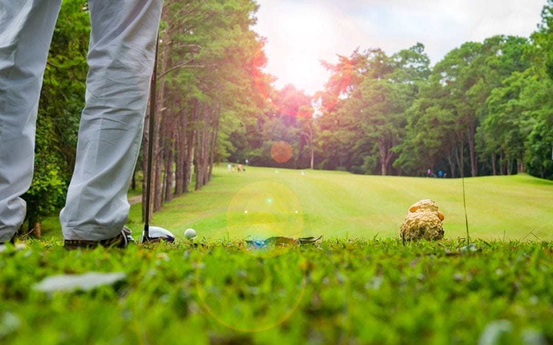 Being Present in Golf: Key Tip for Amazing Improvement