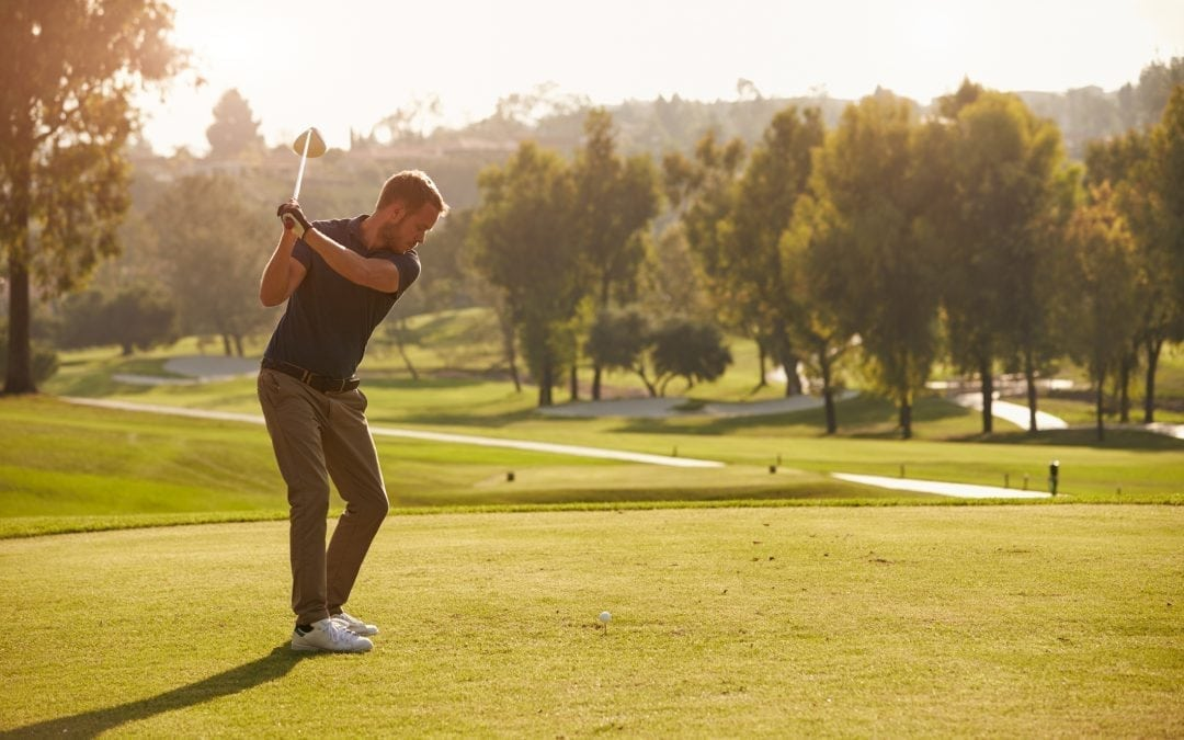 Take Control of Your Thoughts or Suffer Average Golf