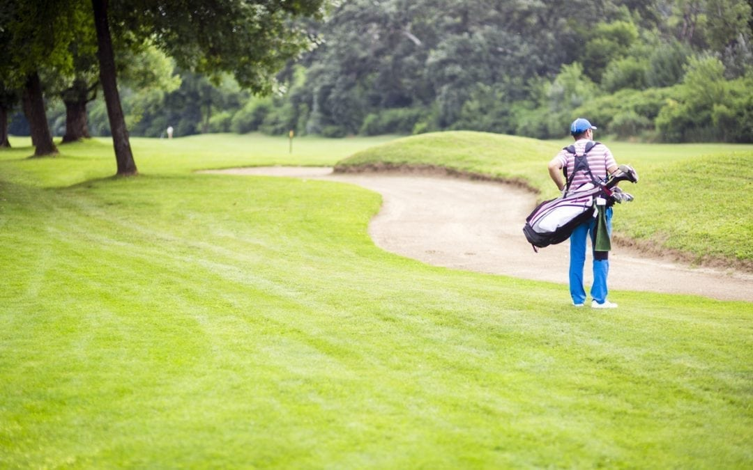 Junior Golfer: Parents are from Pluto