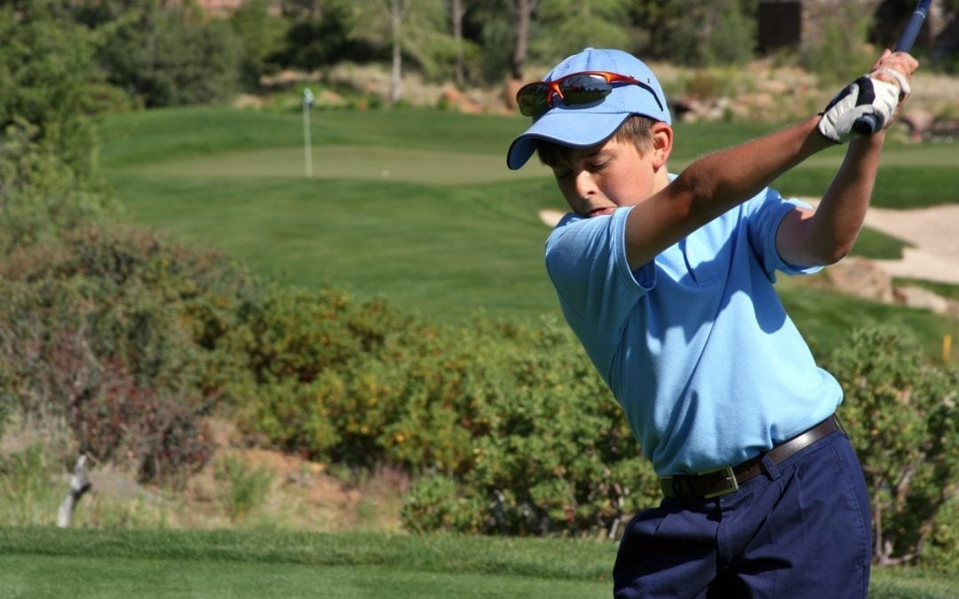 Junior Golfer: How To Make the Most of Your Window of Opportunity