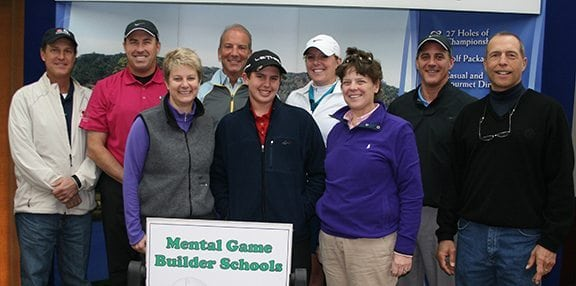 GolfPsych.com | Golf Mental Game Instructor School Grads with Players