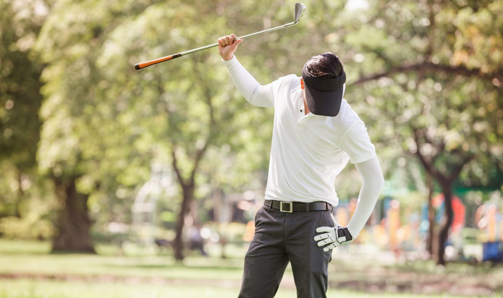 Golf Psychology When Angry