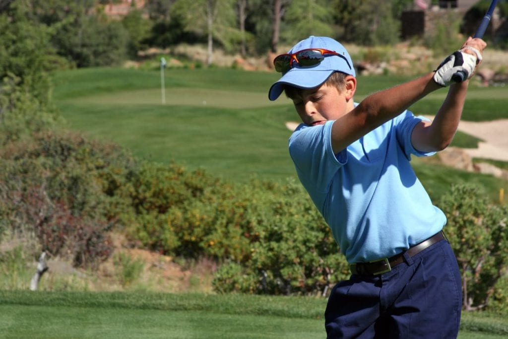 How to Get a College Golf Scholarship