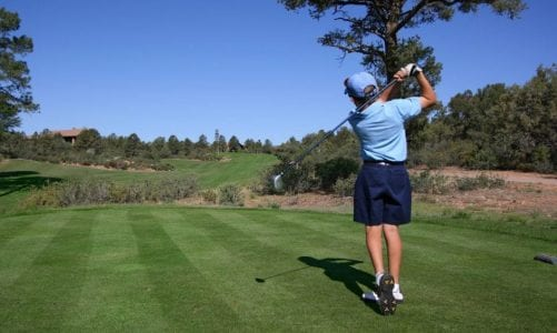 College Golf Scholarship