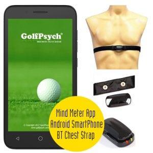 Golf Biofeedback Product by GolfPsych