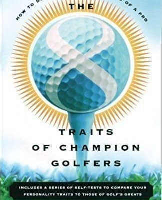 Traits of Champion Golfers Book