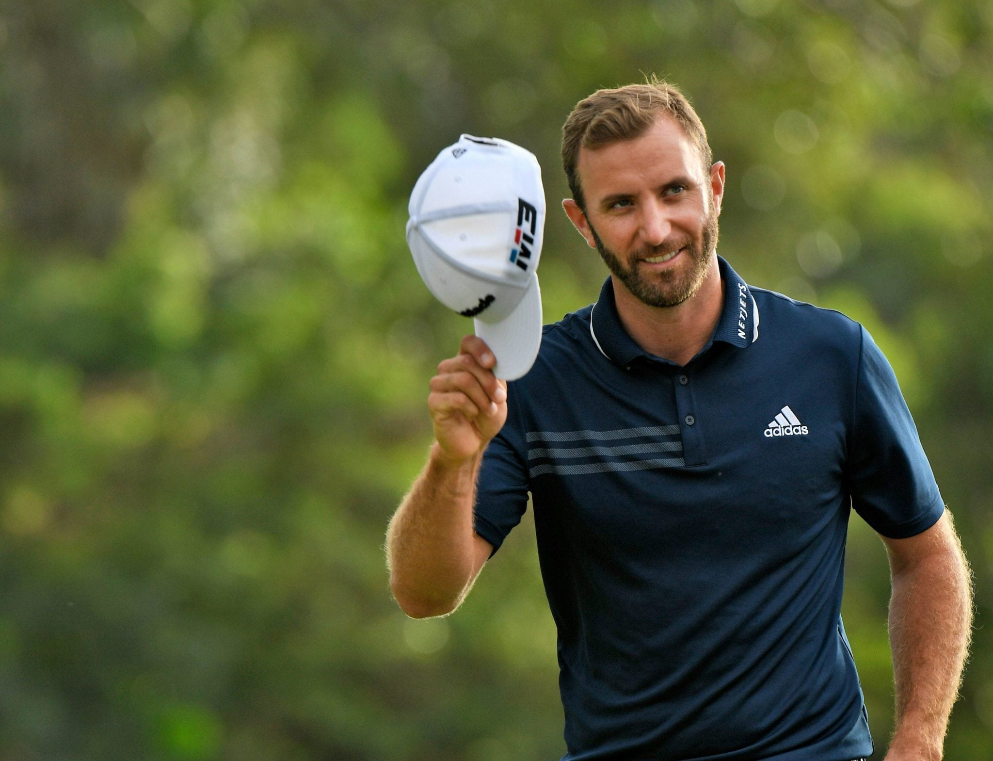 Dustin Johnson Exhibits Champion Levels of Self Assurance