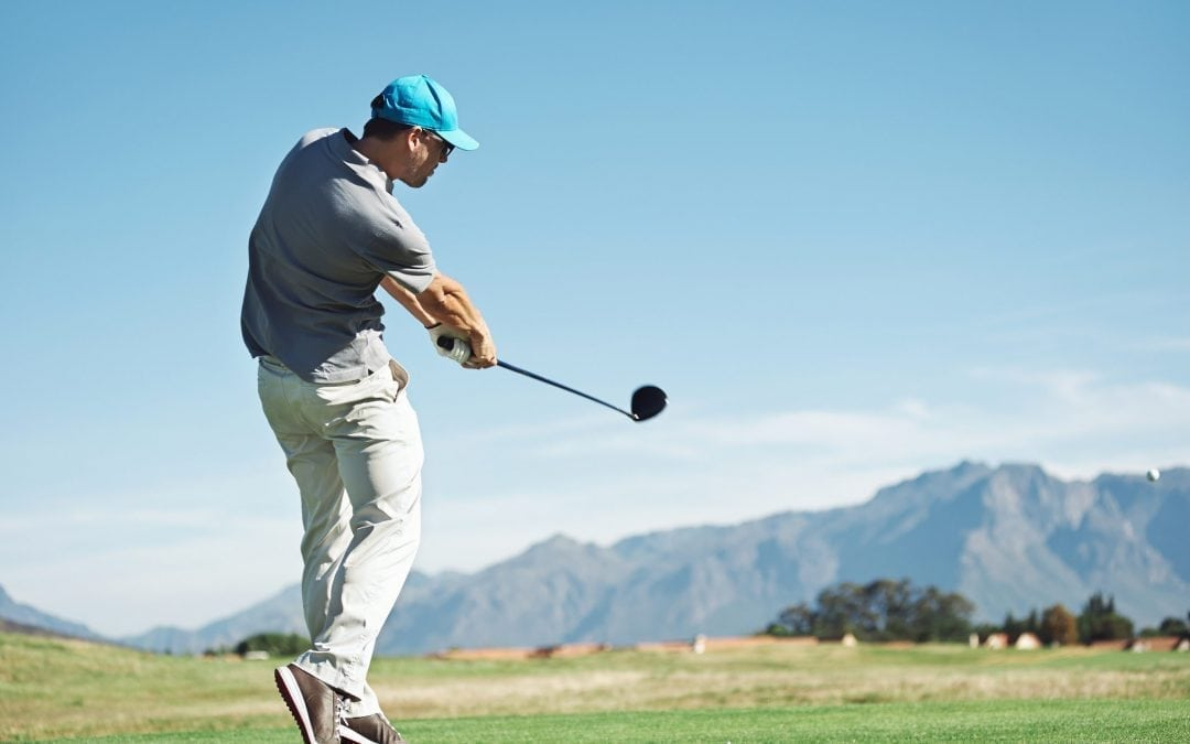 Quick Fix for Focus in Golf