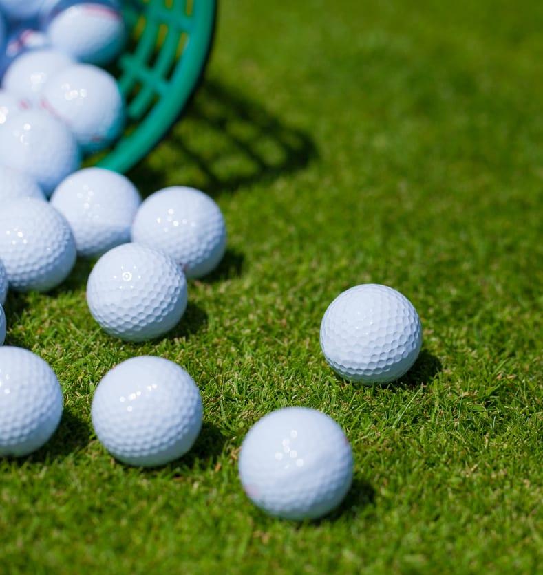 Focus in Golf