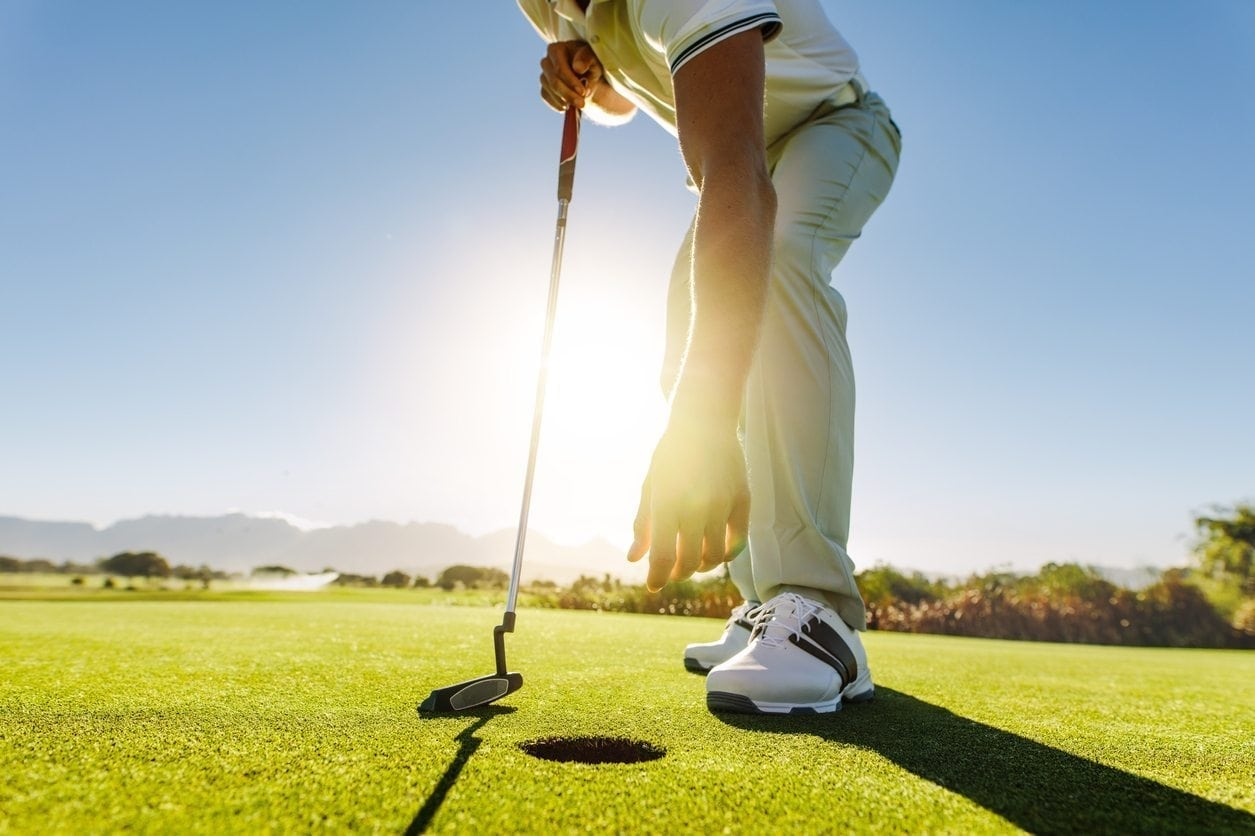 Golf Fitness and Personal Balance