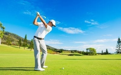 How to peak performance on the golf course