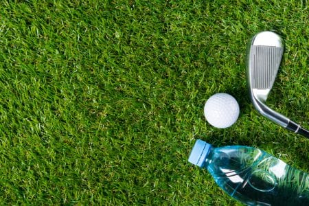 Golf Stress and Nutrition