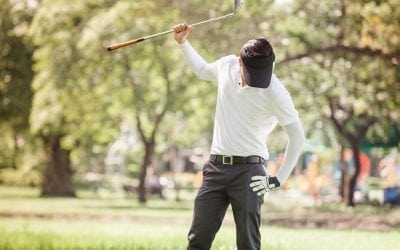 How to control negative self-talk on the course