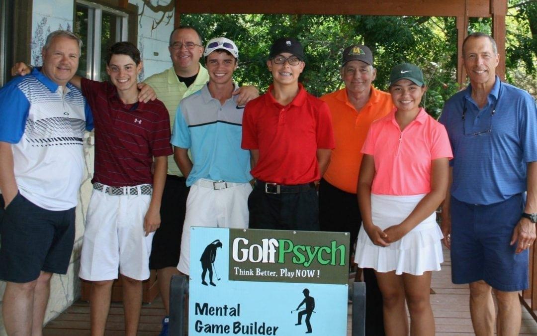 Recap: June Mental Game Builder Golf School