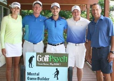 June Golf School Students