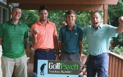 Recap: August Mental Game Builder Golf School