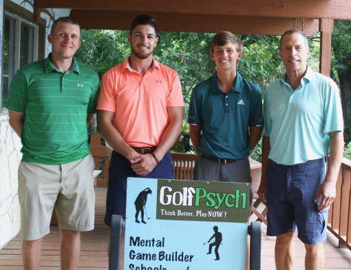 Tyler Casey, Ty Brecher, Justin Wingerter, Jon Stabler