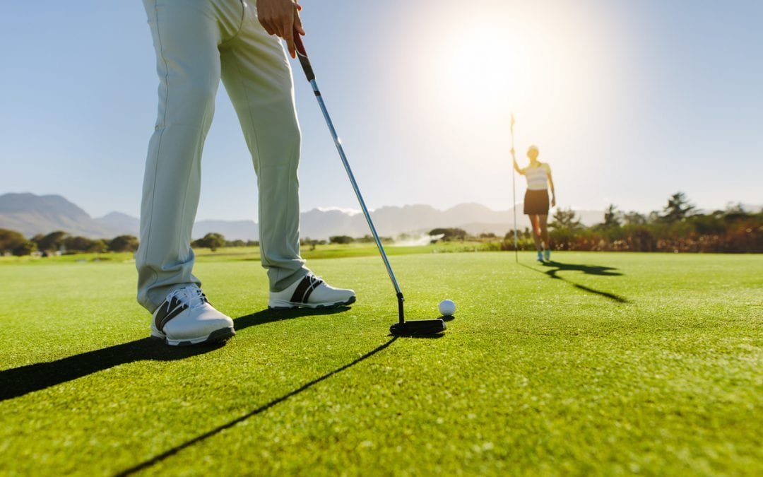 "Playing ""Golf Swing"" Instead of ""Golf"" Could be Hurting your Game!"