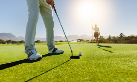 "Are You Playing Golf or ""Golf Swing""?"
