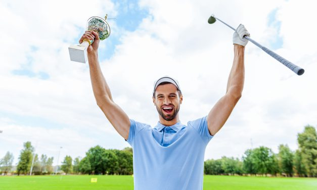 Think Like a Champion: The Best Mental Approach to Golf