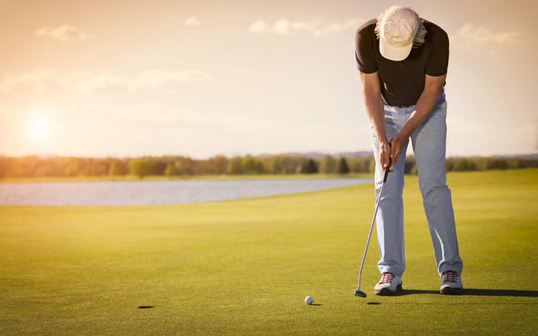 Playing with Pain: Overcoming Golf Injuries and Pain