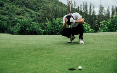 Reducing Tension: Physical Ways to Lower Tension and Golf Stress
